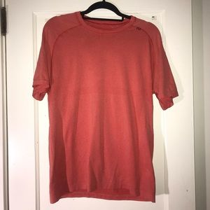 Lululemon salmon running top M